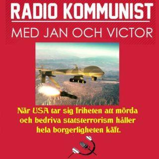 Borgarlassens försvar av klassprivilegierna, krig och antikommunismerrorism
