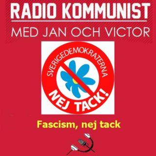 Fascism, nej tack.