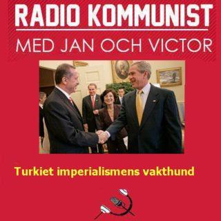 Turkiet är en del av imperialismen