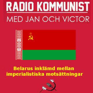 Är demonstrationerna i Vitryssland ytterligare en blomsterrevolution