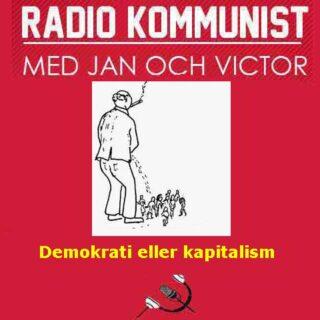 Dagens kapitalism och proletariatets diktatur