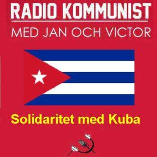 Solidaritet med Kuba
