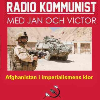 Afghanistan ett land som imperialisterna vill kontrollera