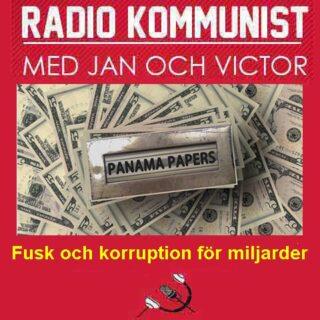 Ett program om fusk och korruption